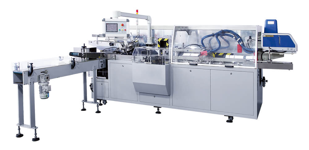 Automatic Cartoning Machine ZHJ-190