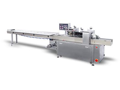 Flow Wrap Machine – Top Sealing