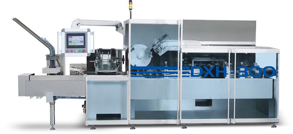 High Speed Cartoning Machine DXH-300