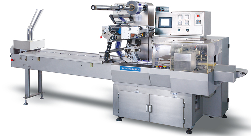 Flow Packing Machine – Box Motion