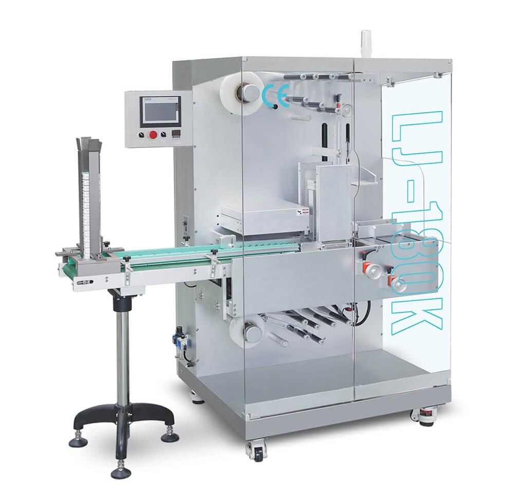 Automatic Stretch Banding Machine LJ-180