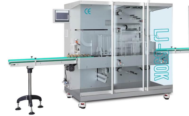 Automatic Stretch Banding Machine LJ-650